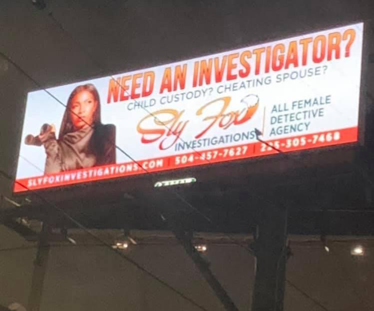 slyfox billboard